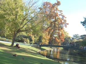 rencontre libertine parc et jardin de Bordeaux